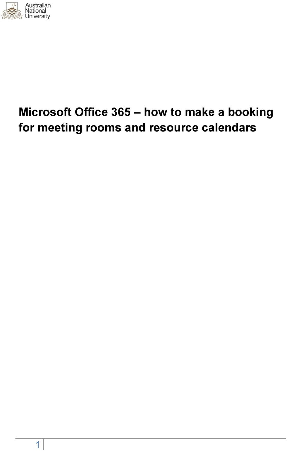 for meeting rooms and