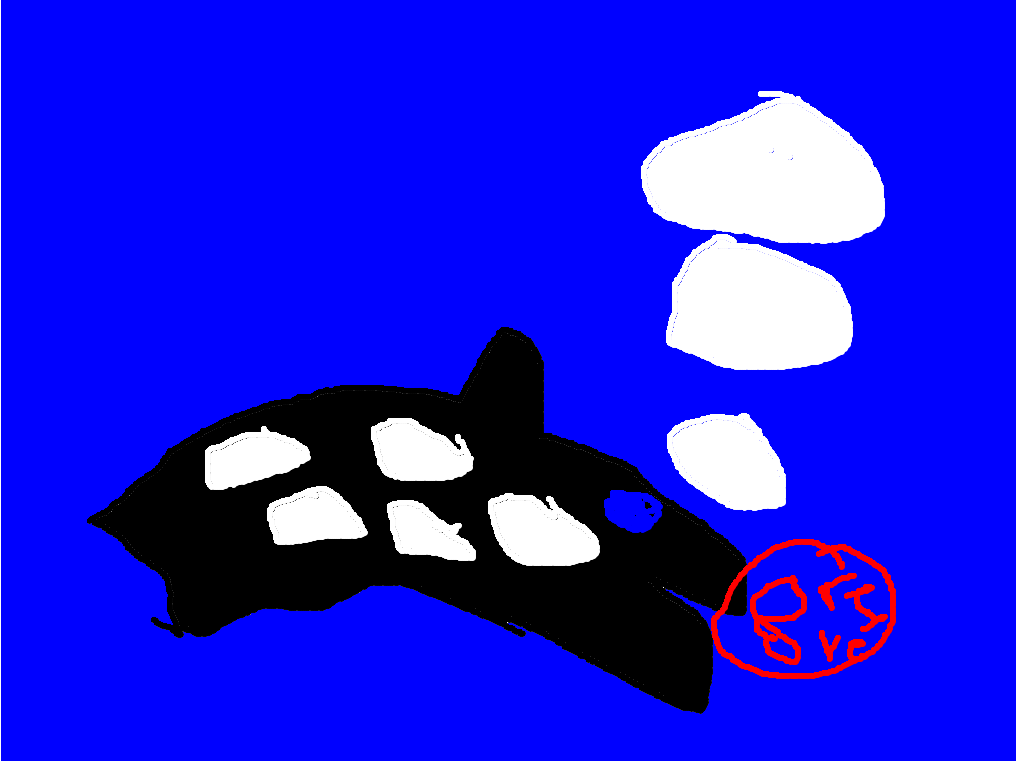 Amazing Killer Whale By Maggie My amazing animal is the killer whale. It lives in oceans around the world. It is a carnivore and it eats fish, seals, squids, and whales.