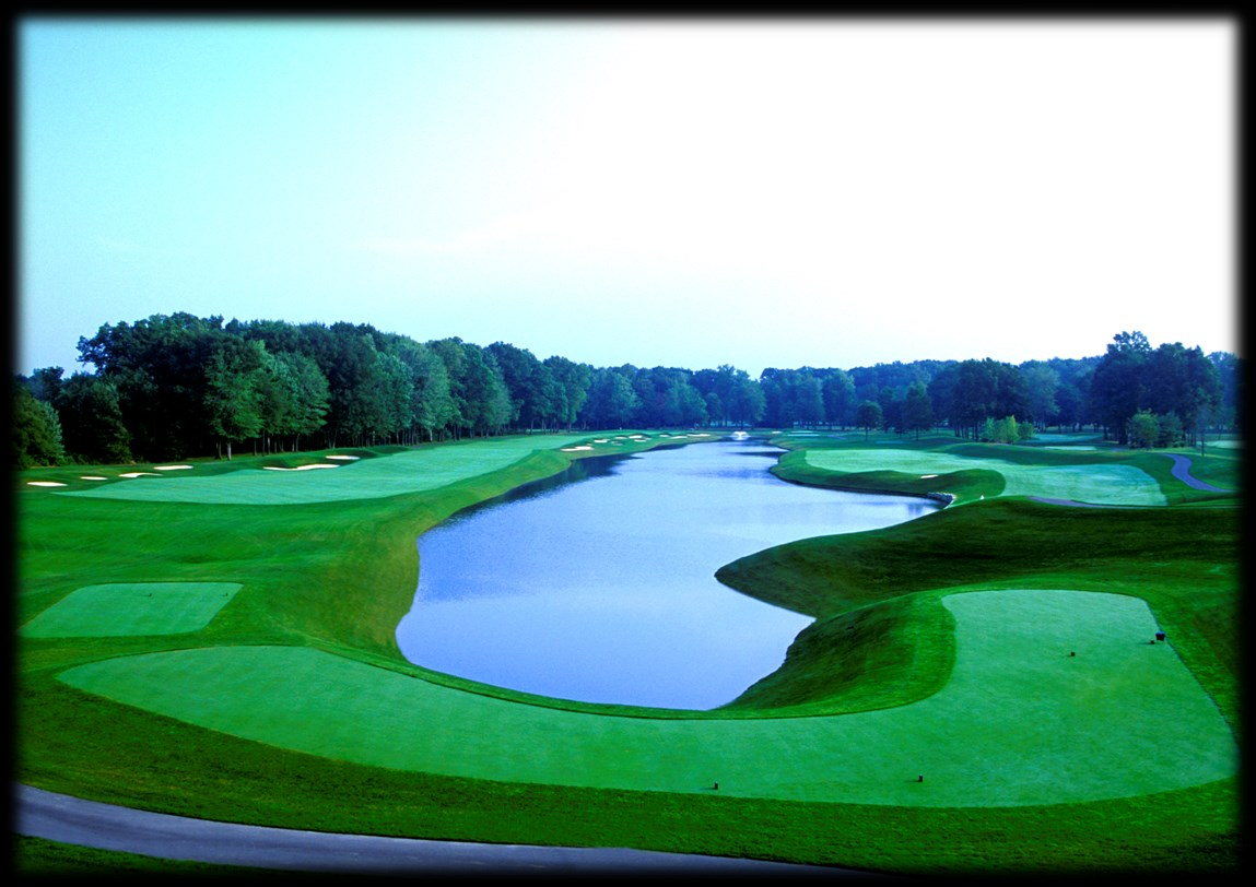 Avalon Lakes Hole #4