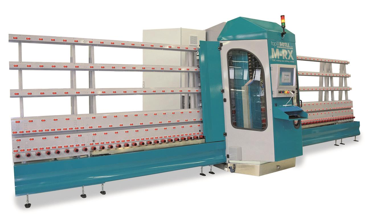 Vertical CNC milling and drilling center Description