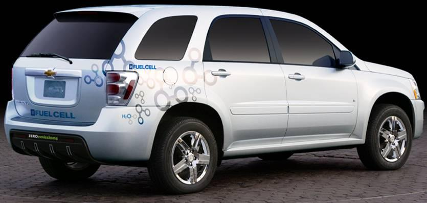 Chevrolet Equinox Fuel Cell Emergency Response Guide GM Service Technical College provides First Responder Guides (FRG) and Quick Reference (QR) Sheets free of charge to First Responders.