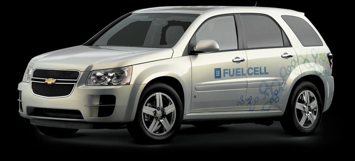 Chevrolet Fuel Cell Electric Vehicle Safe Vehicle, Safe Fuel, Safe Operation Since the first planning of Project Driveway GM has been dedicated to total program