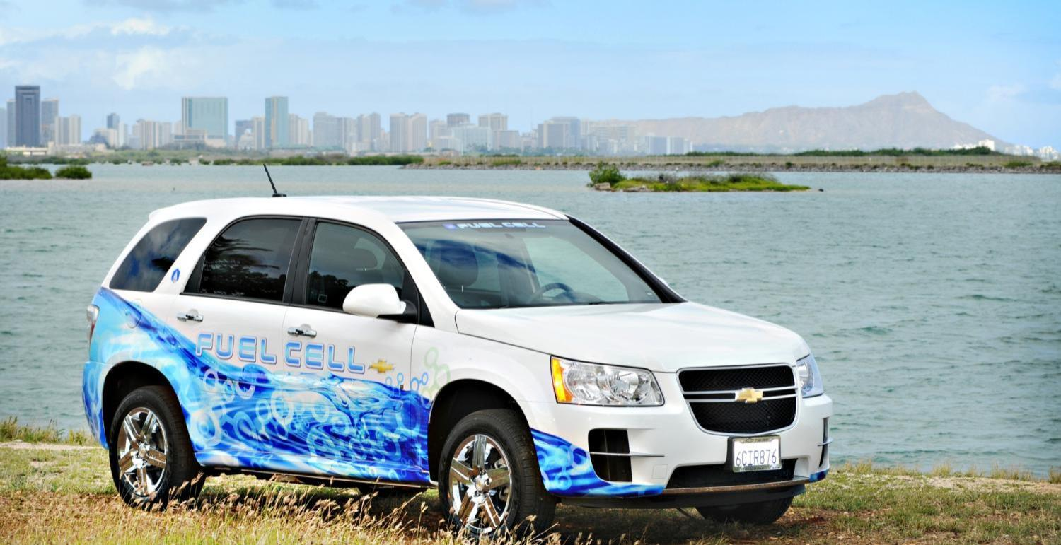 GM and Hawaii Collaborate on Hydrogen Infrastructure Pilot Hawaii s major energy gas provider, The Gas Company (TGC), to
