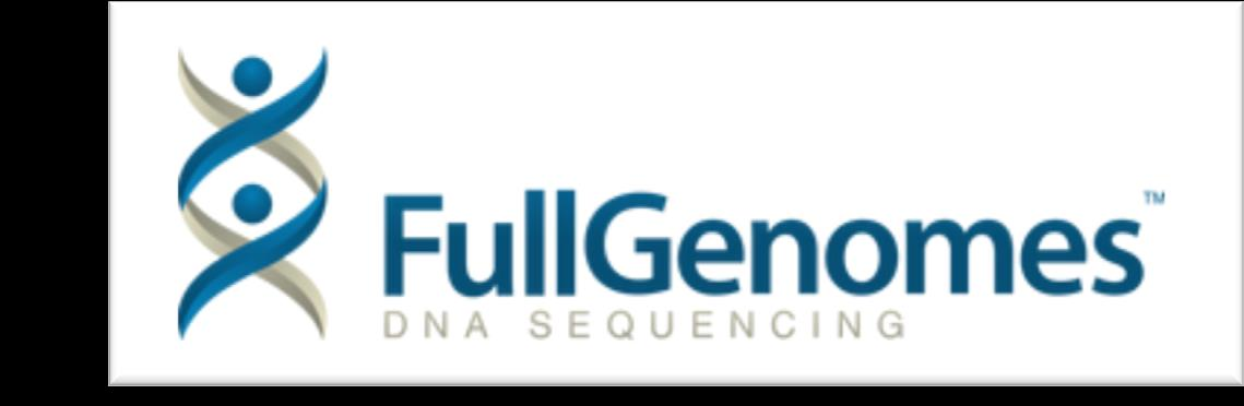 Full personal genome sequencing for under