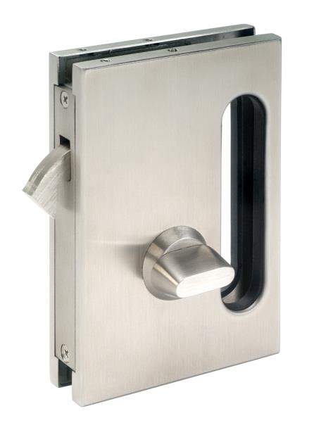 SL91 Sliding Door Lock (right hand) Sliding Door Lock with thumb turn