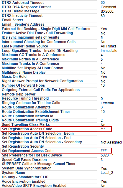NuPoint Configuration MiVB Setup for Connecting NuPoint Licensing and Option Selection SIP Licensing The first step in setting up the MiVB for connecting to NuPoint is checking the Extended Hunt