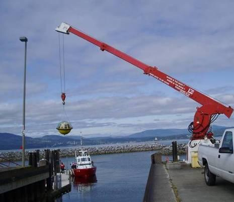 AXYS Technical Solution: This buoy system is able to