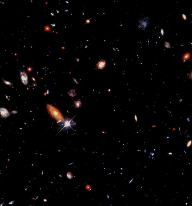 Modern View of the Universe Current concepts differ wildly from 100 years ago.