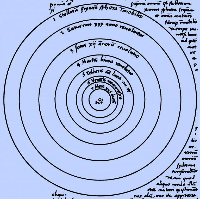 The Renaissance A rebirth of rational thinking in 15 th -century Europe. Copernicus Published evidence for heliocentricity. Kepler His elliptical planetary orbits refuted Ptolemy.