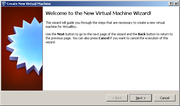 "Step 61: The ""Create New Virtual"
