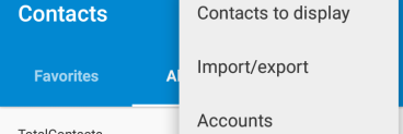 Note: You may add individual contacts to any of the home screens by entering the contacts menu, clicking on the specific contact, pressing menu, and then selecting the Place on home screen option.