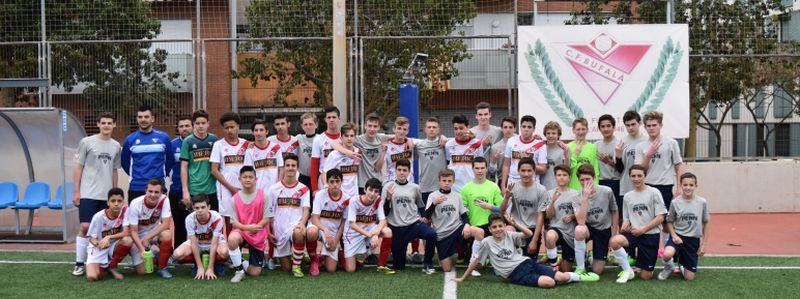 Sports Travel Experience Designed Especially for Eastern Pennsylvania Youth Soccer Association (24354-0-27) Soccer in Italy April 9 - April 17, 2017 ITINERARY OVERVIEW DAY 1 DEPARTURE FROM
