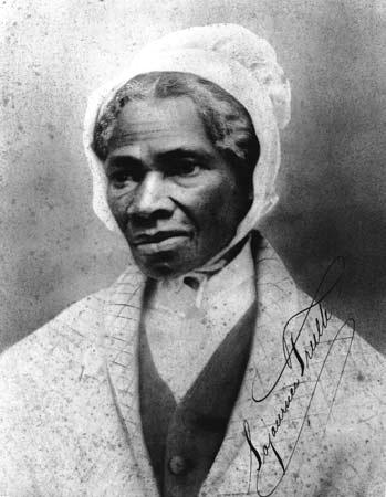 Sojourner Truth I was born a slave in Ulster County, New York - Isabella Baumfree Lived in the cellar of a slaveholders house Escaped in 1826 and gained official freedom in 1827 when New York banned