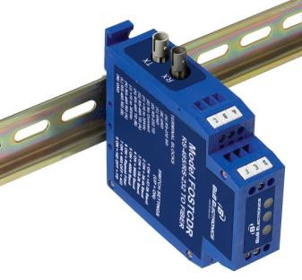Converter. Designed for industry, it extends serial data range up to 2.5 miles and provides the most versatile connection possible between any asynchronous full or half-duplex serial equipment.
