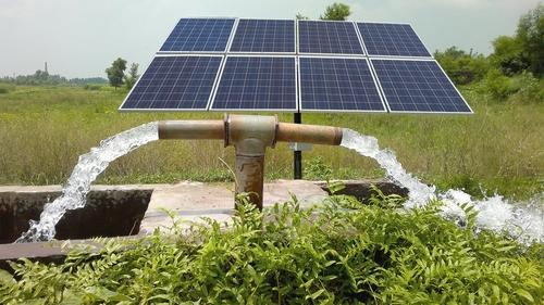FUTURE PROSPECTS OF SOLAR ENERGY IN PAKISTAN Solar Water Pumps 260,000 electricity operated agriculture water pumps (tube-wells) currently have a sanctioned load of over 2,500 MW 850,000