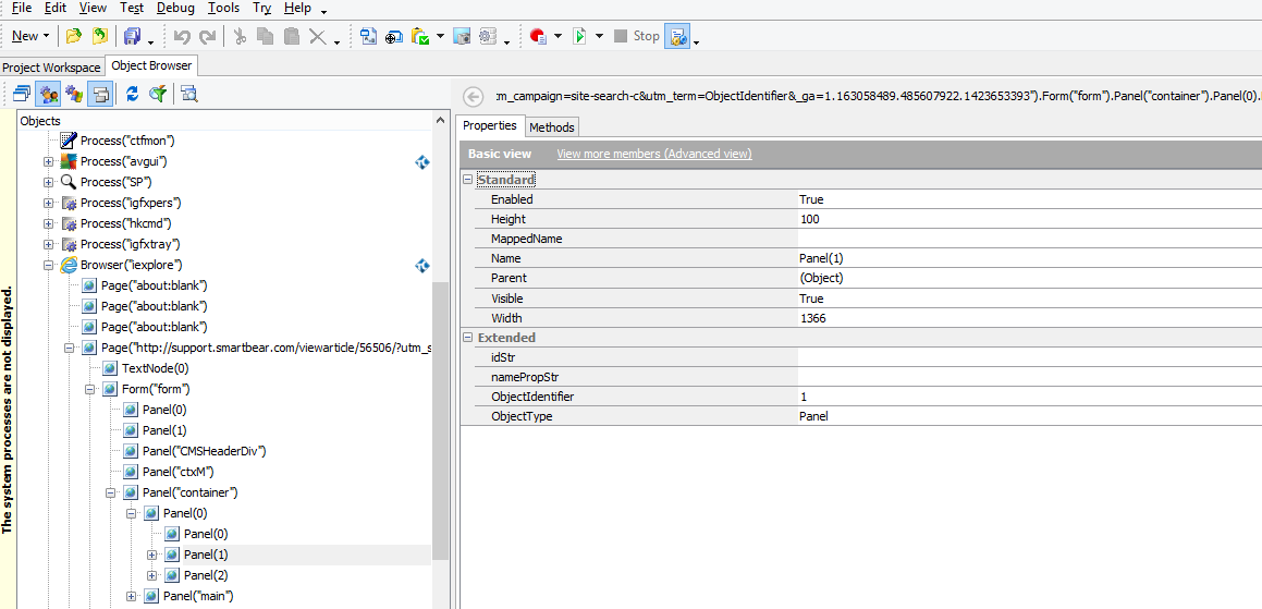 Automating UI Tests for a Web Application Using Test- Complete  Olga