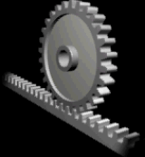 Encoders: Linear versus Rotary Linear encoders measure linear motion A coded linear scale moves past sensor head(s) to detect motion Resolution is typically defined as pulses per linear measurement,