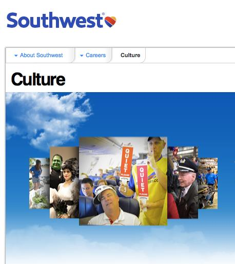 Southwest- mature and successful the development, improvement, and refinement of the