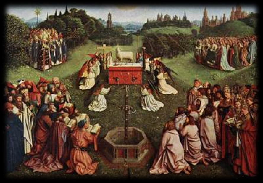 Understanding the Eucharist as a Sacrifice Each Mass is the representation in our midst