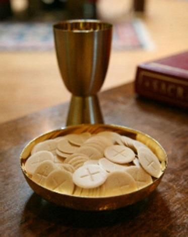 Source and Summit The Eucharist is the source and summit of the Christian