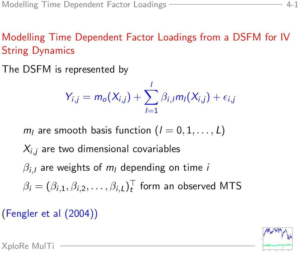 smooth basis function (l = 0, 1,.