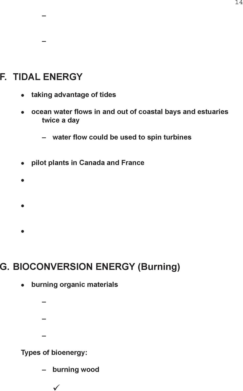 to spin turbines pilot plants in Canada and France G.