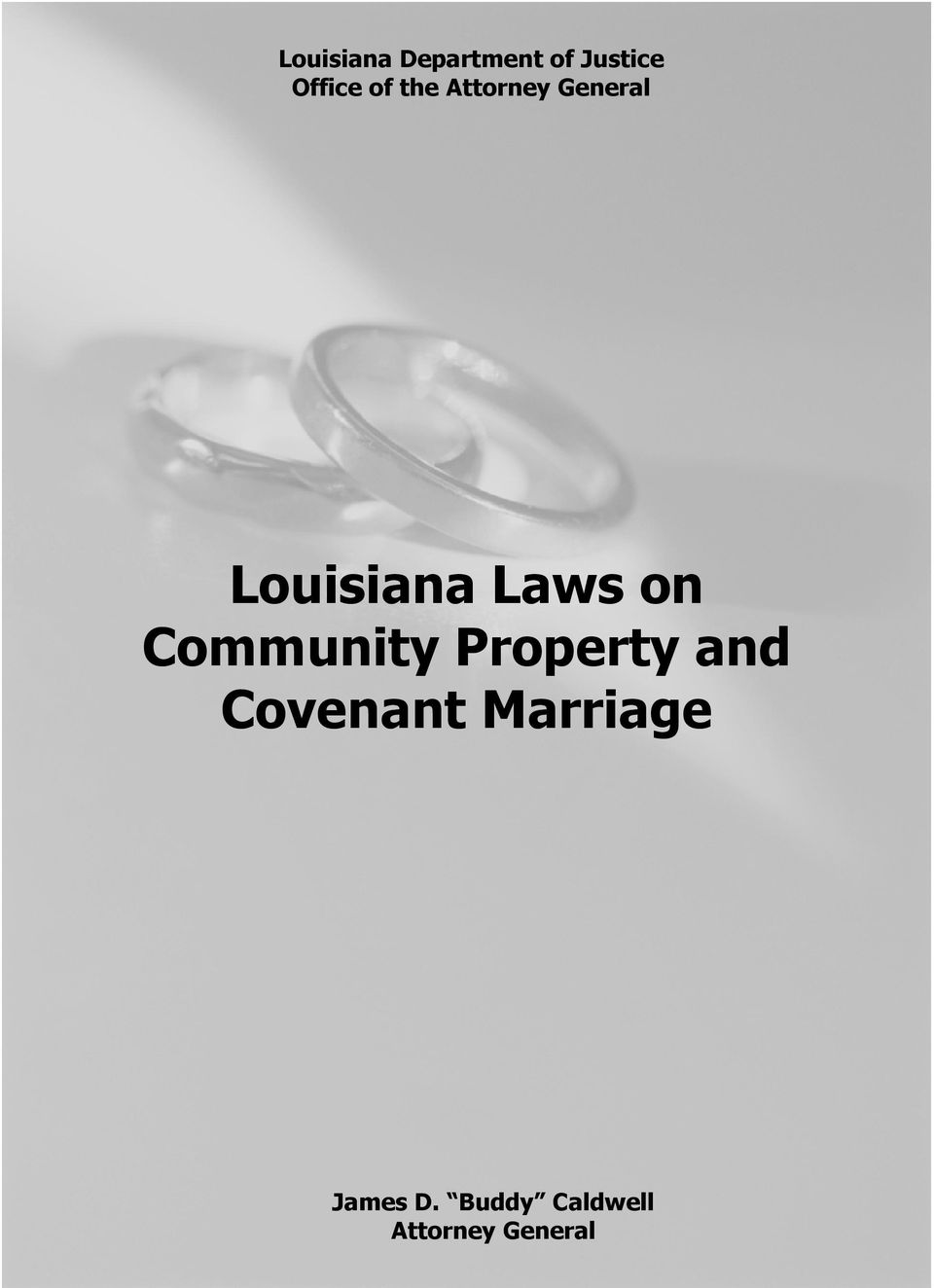 on Community Property and Covenant