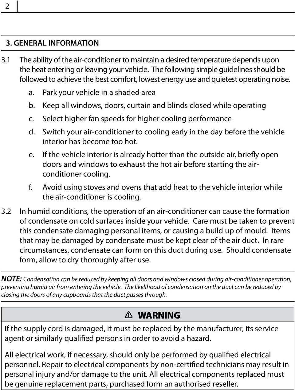 Ub1 air conditioning unit operating manual pdf keep all windows doors curtain and blinds closed while operating c select higher sciox Gallery