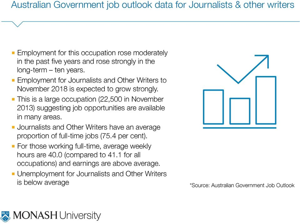 This is a large occupation (22,500 in November 2013) suggesting job opportunities are available in many areas.
