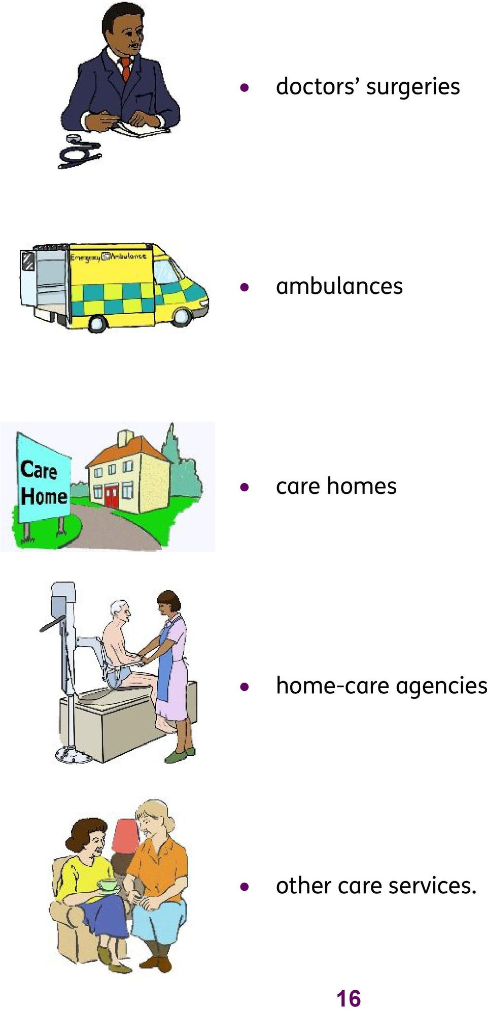 homes home-care