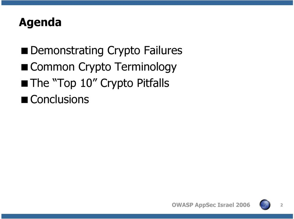 Crypto Terminology The