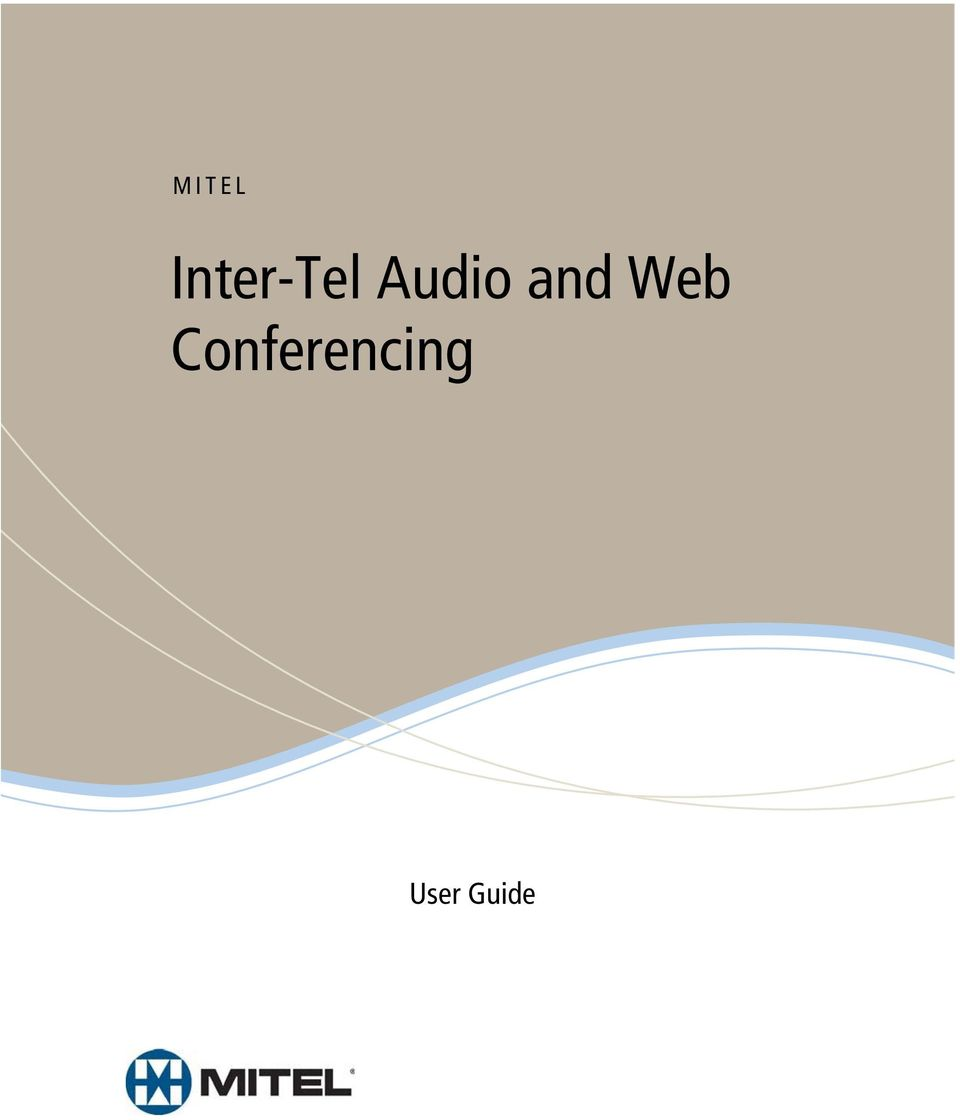 Audio and Web