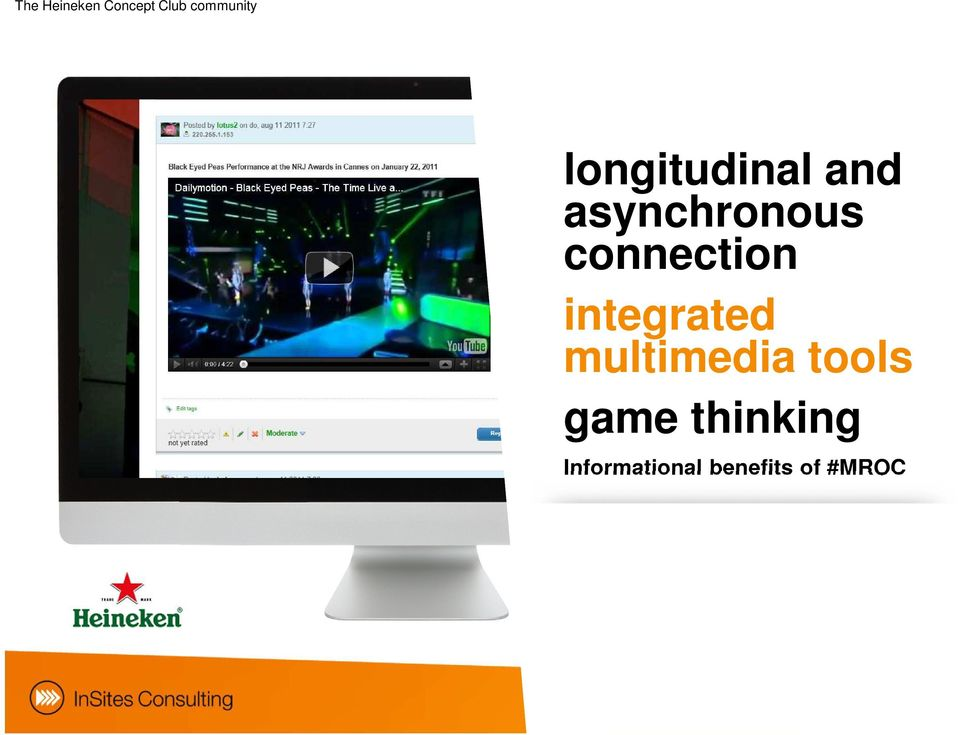 connection integrated multimedia