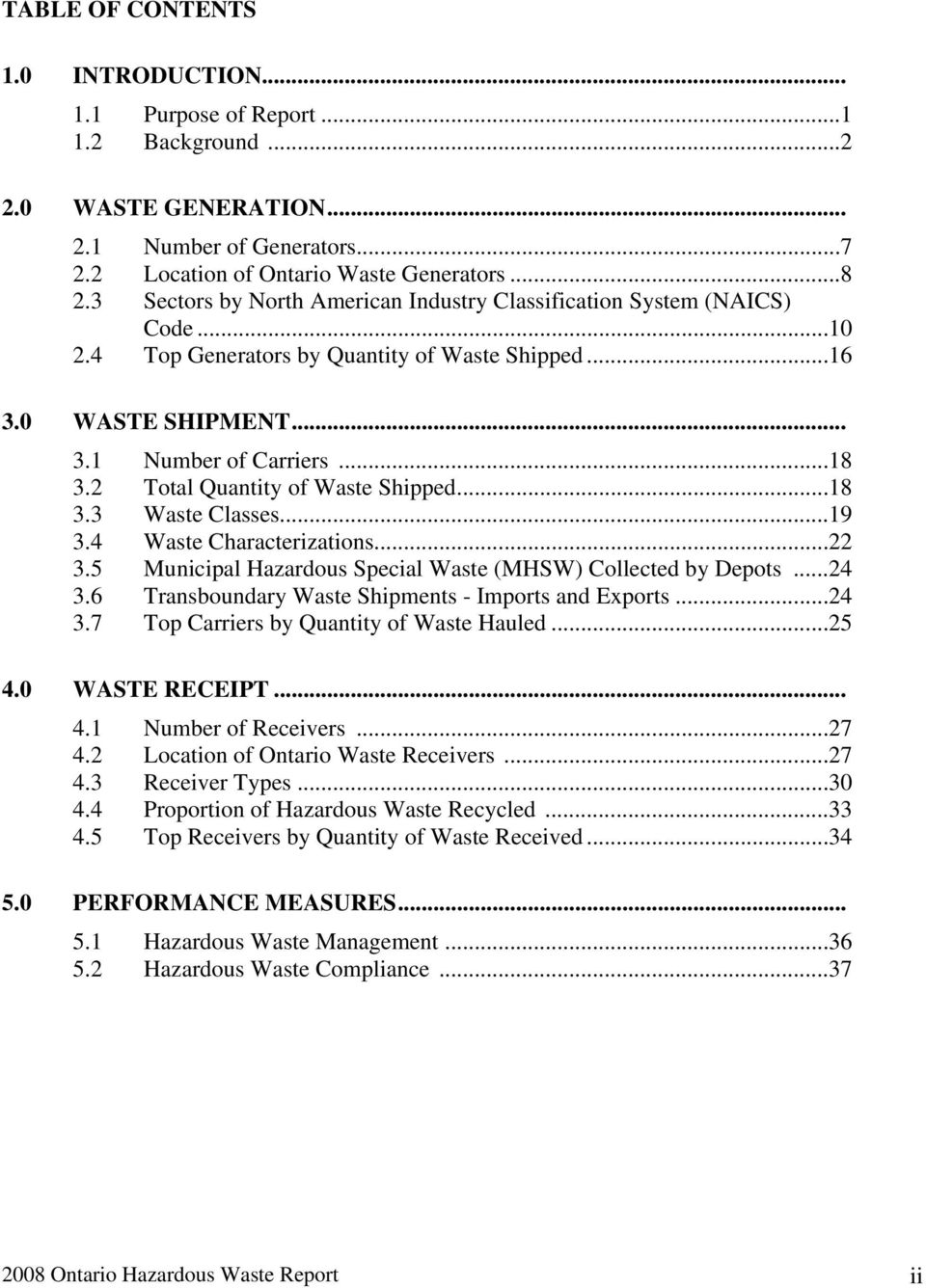 40 Cfr Endix To Part 262 Uniform Hazardous Waste Manifest And