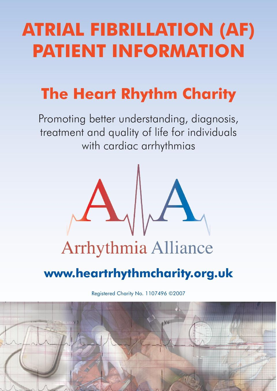 and quality of life for individuals with cardiac arrhythmias