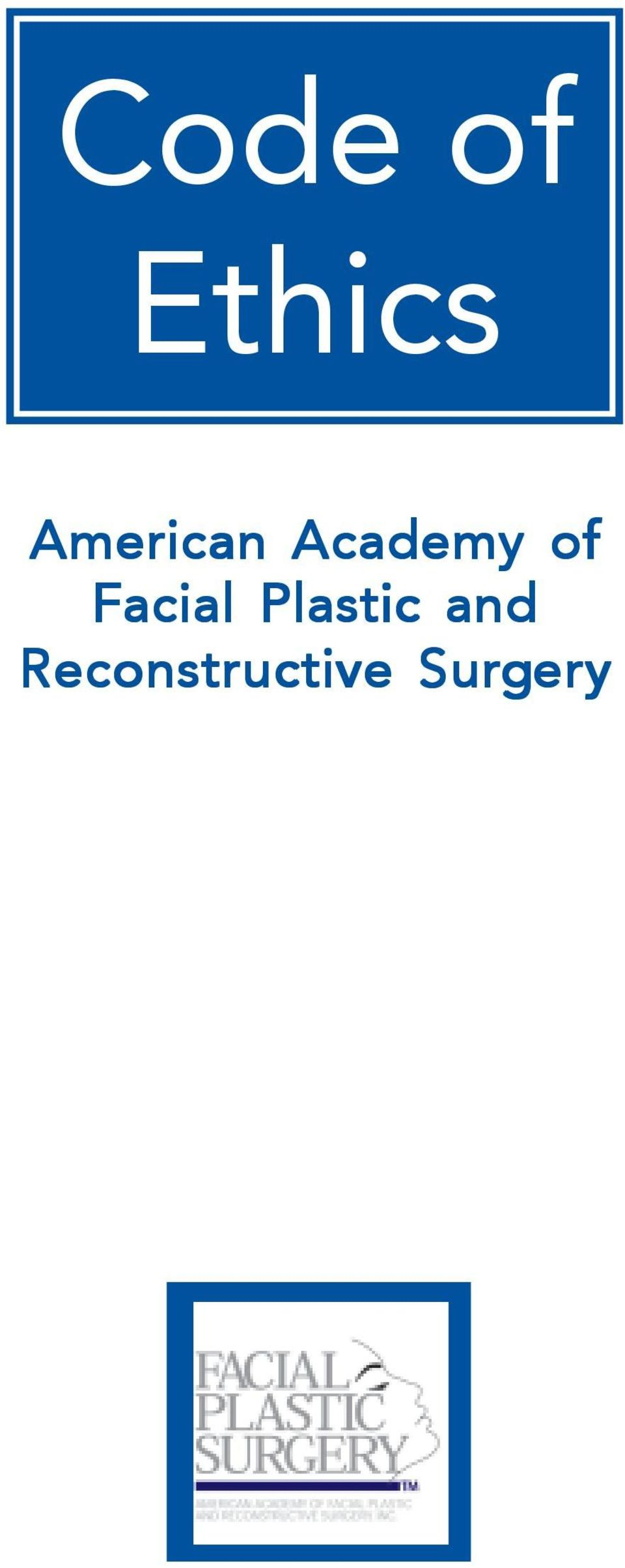 Facial Plastic and