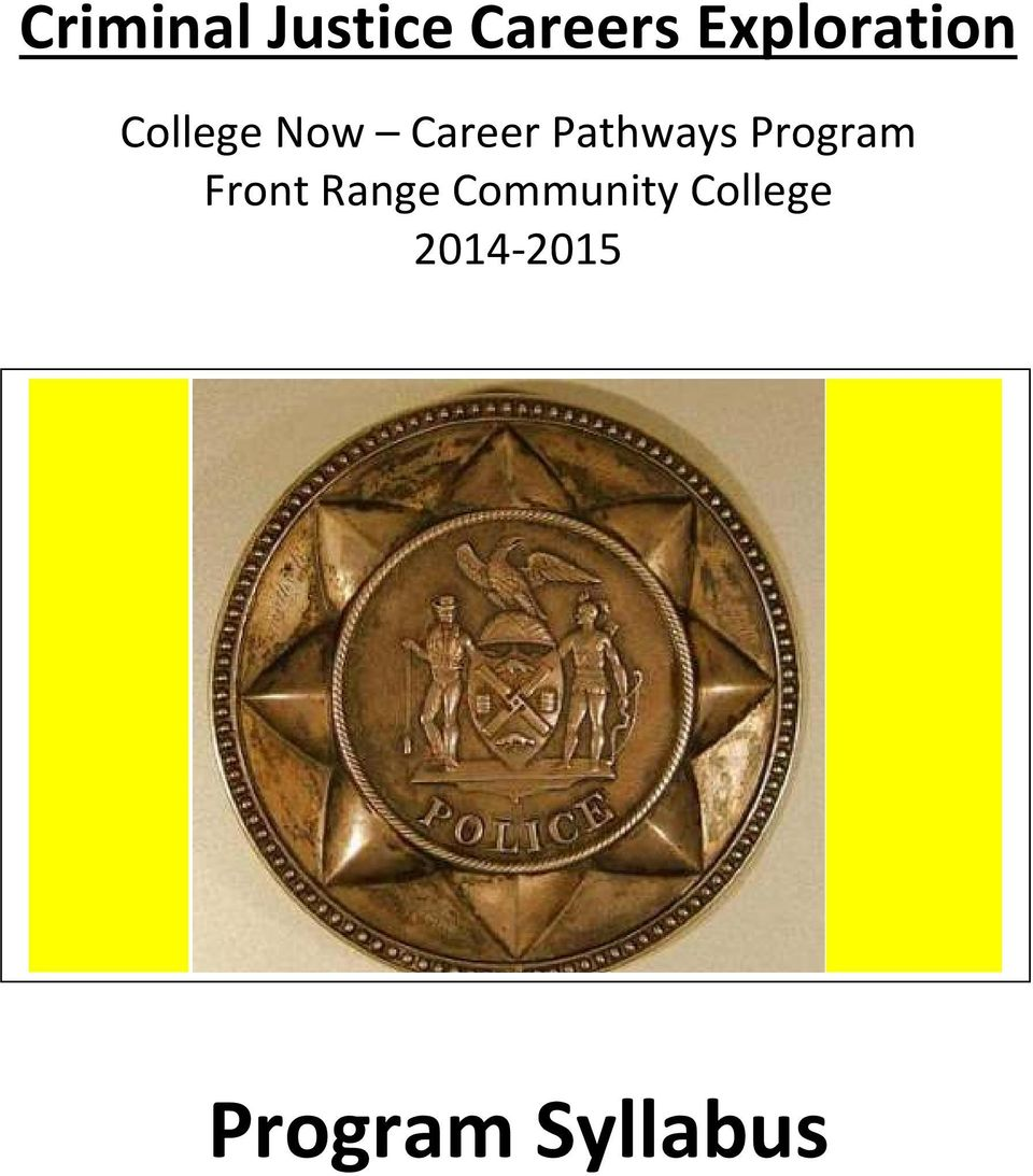 Pathways Program Front Range