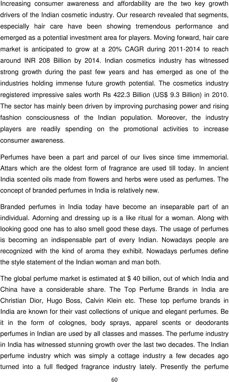 history of fmcg industry in india pdf