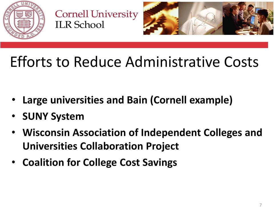 Wisconsin Association of Independent Colleges and