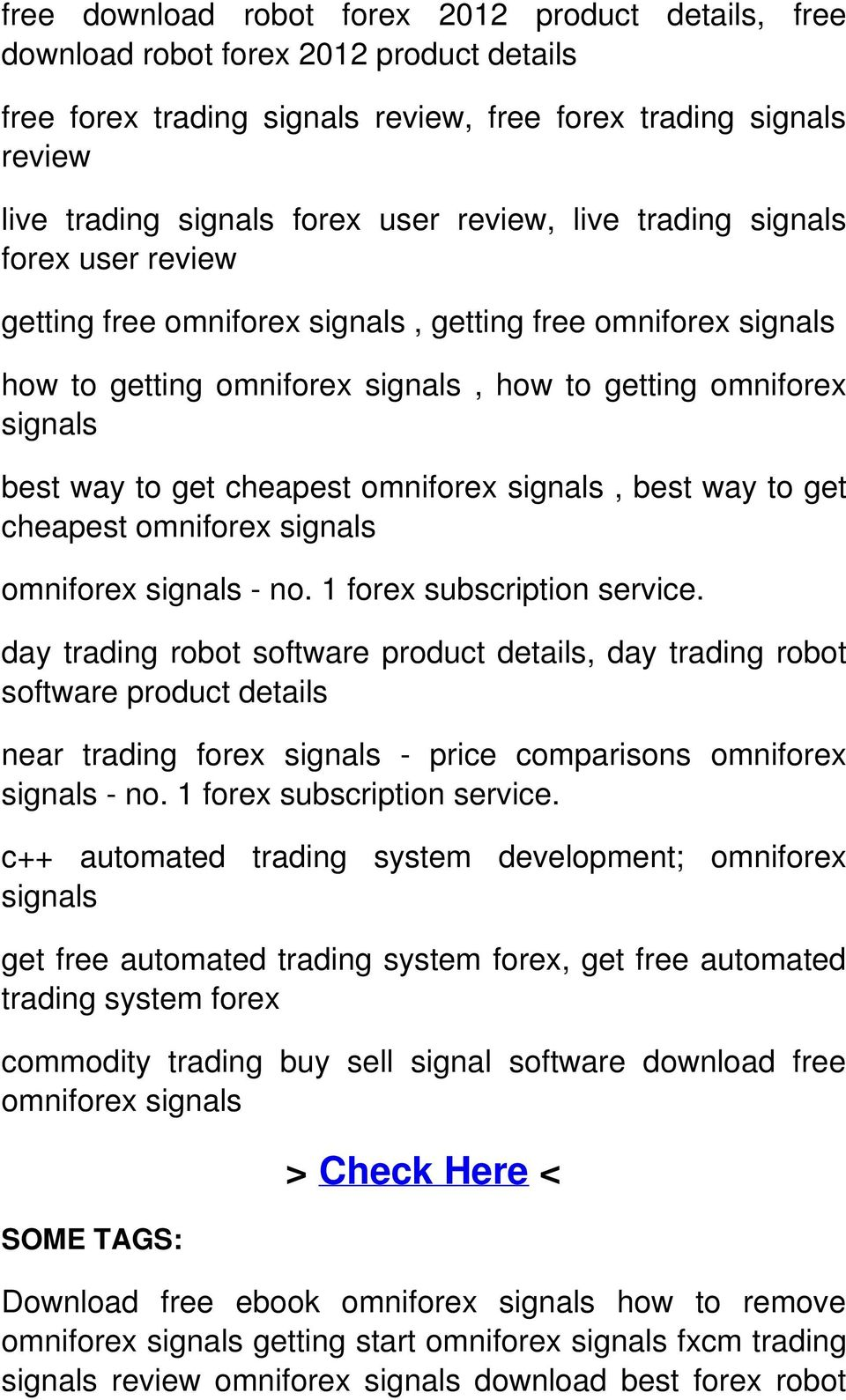 1 forex subscription service. day trading robot software product details, day trading robot software product details near trading forex - price comparisons omniforex - no.