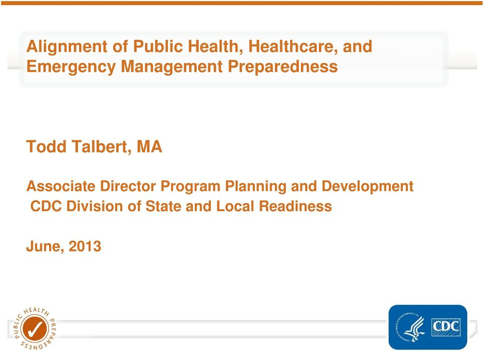 MA Associate Director Program Planning and