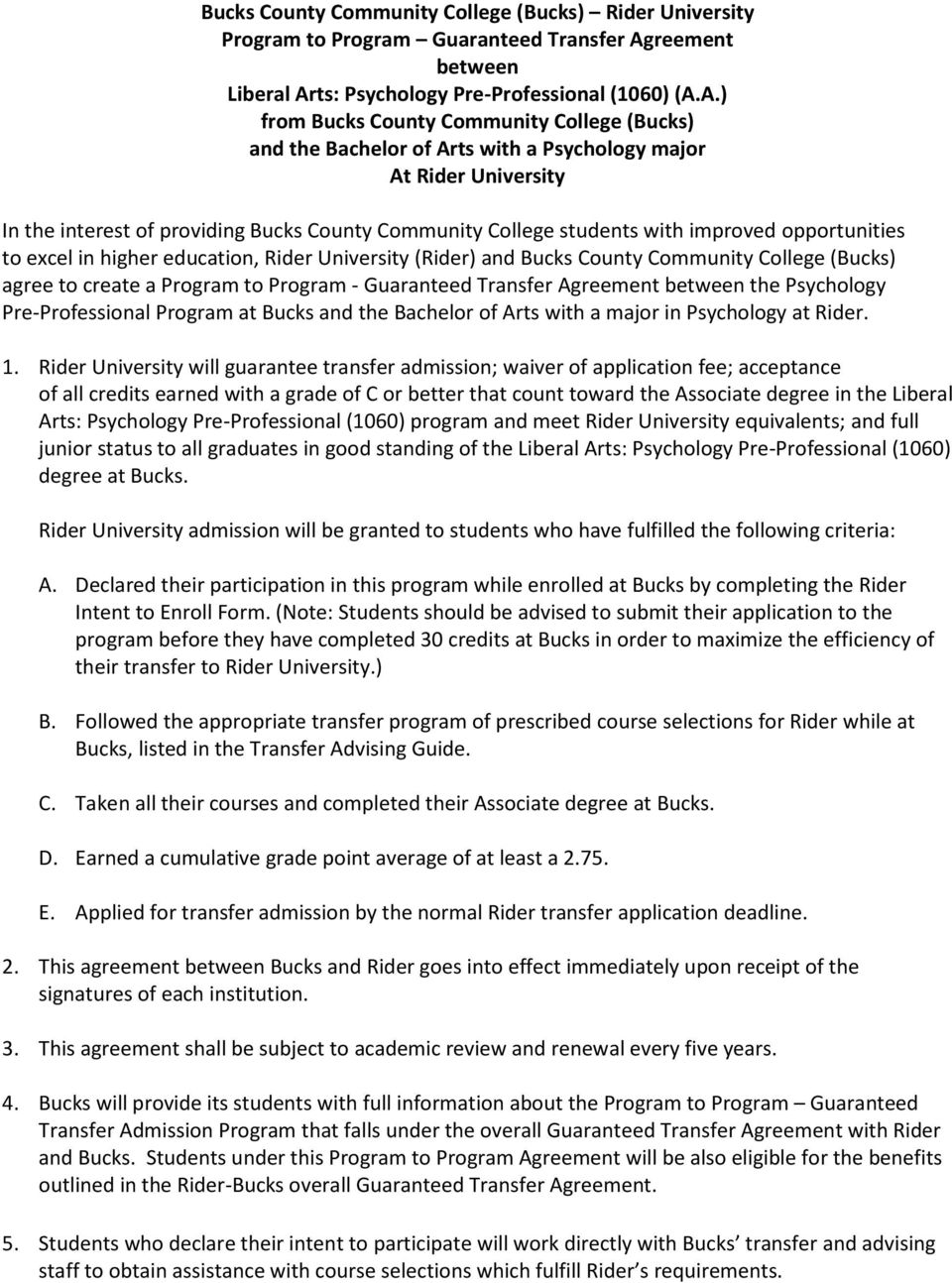 ts: Psychology Pre-Professional (1060) (A.