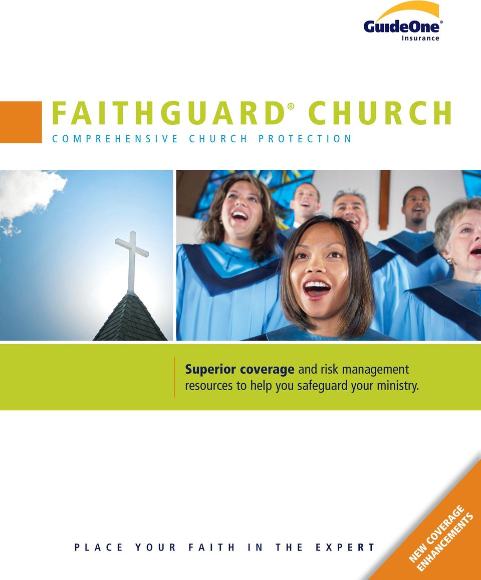 help you safeguard your ministry.