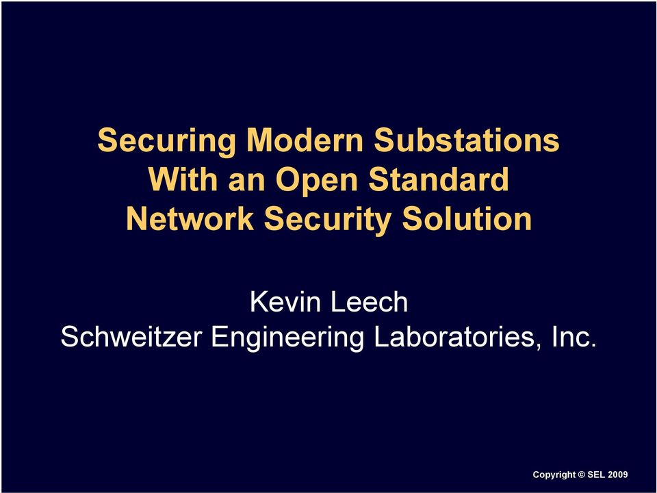 Solution Kevin Leech Schweitzer