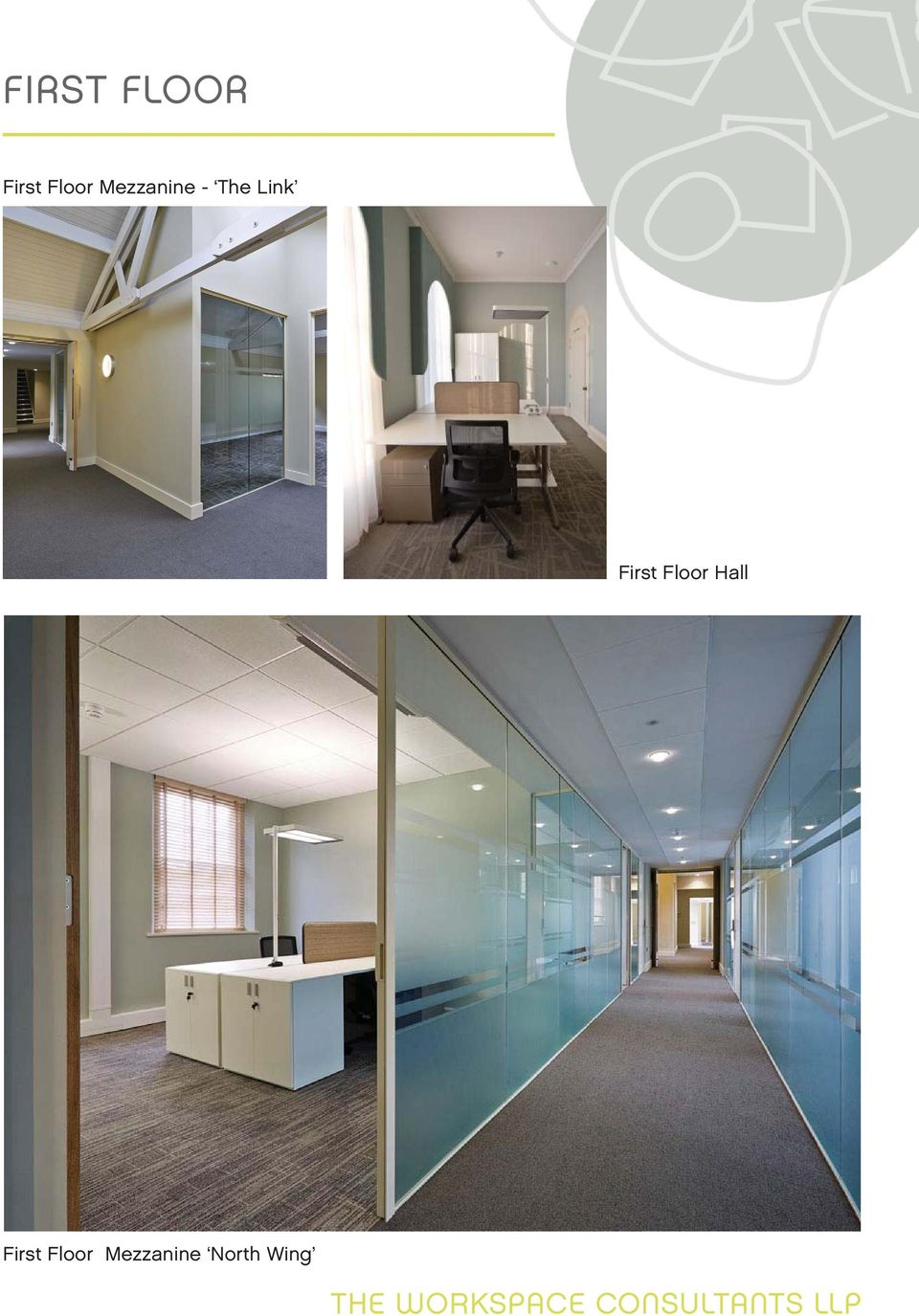 First Floor Hall First