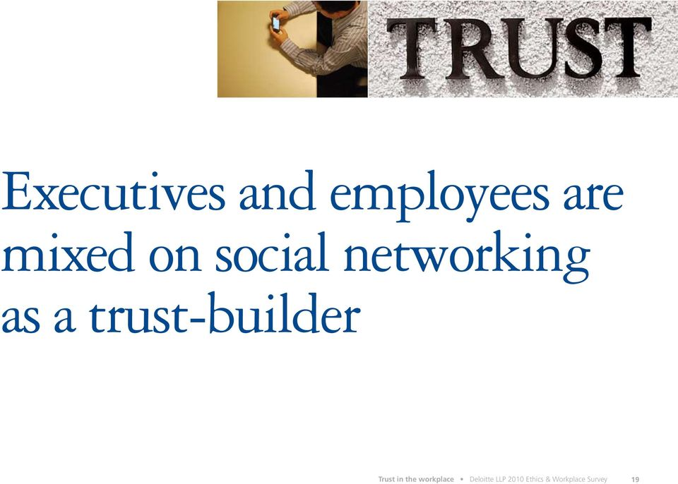 trust-builder Trust in the