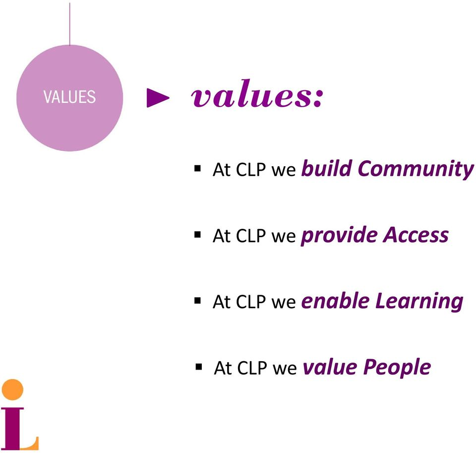 provide Access At CLP we