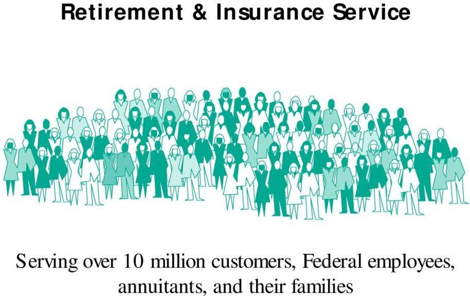 million customers, Federal