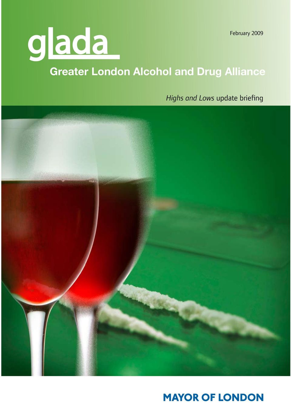 Greater London Alcohol and Drug