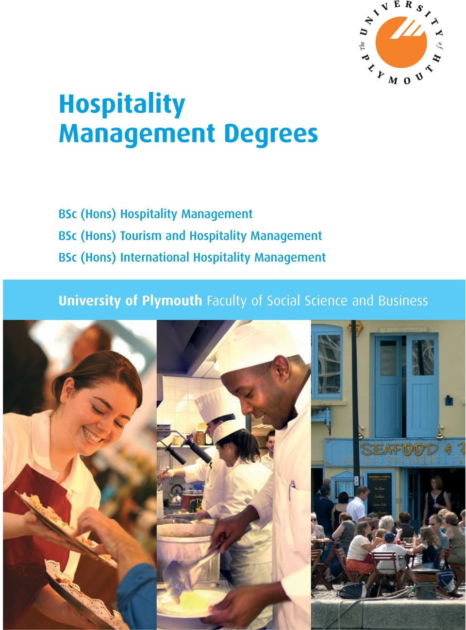 Management BSc (Hons) International Hospitality